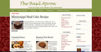 The Basil Apron