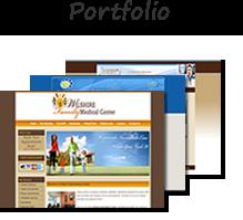 orlando web design portfolio